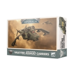 Imperial Navy Valkyrie Assault Carriers: Aeronautica Imperialis