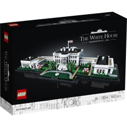 The White House LEGO® Architecture 21054