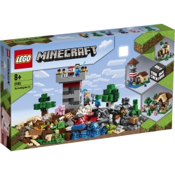 The Crafting Box 3.0 LEGO® Minecraft 21161