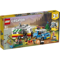 Caravan Family Holiday LEGO® Creator 31108