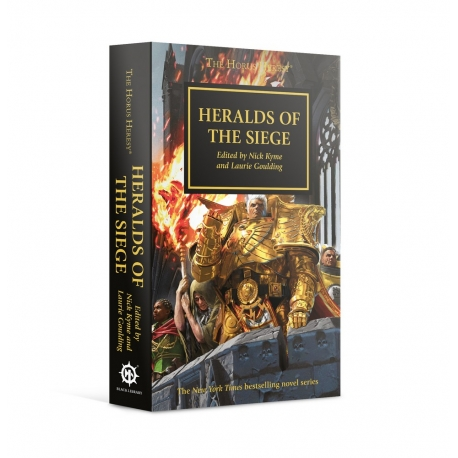 Horus Heresy: Heralds of the Siege Paperback