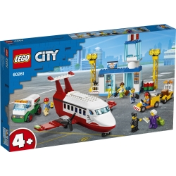 Central Airport LEGO® City 60261