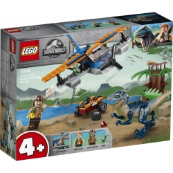 Velociraptor: Biplane Rescue Mission LEGO® Jurassic World™ 75942