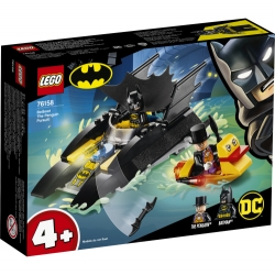 Batboat The Penguin Pursuit! LEGO® DC Super Heroes 76158
