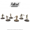 Fallout: Wasteland Warfare - Institute Synths