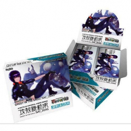 FOW Ghost in the Shell: SAC2045 Single Booster