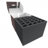 Feldherr Storage Box for Tanks / Monsters and 197 Miniatures