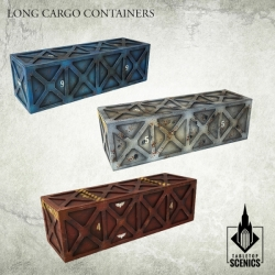 Long Cargo Containers