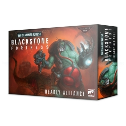 Warhammer Quest: Blackstone Fortress: Deadly Alliance - English