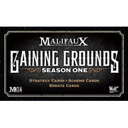 Gaining Grounds Season 1 Pack