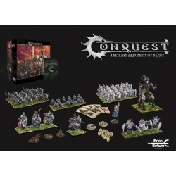 Conquest Core Box: Two Player Starter Set - German