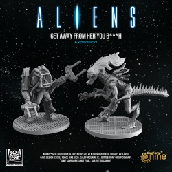 Aliens: Get Away From Her, You B***h!