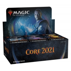 MTG: Core Set 2021 Draft Booster Box