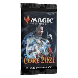 MTG: Core Set 2021 Draft Single Booster