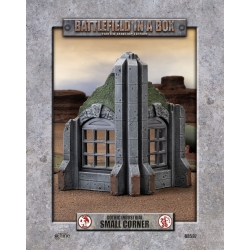 Gothic Industrial - Small Corner - 30mm