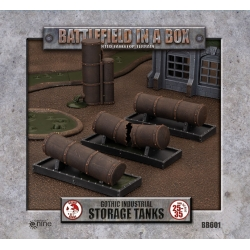 Gothic Industrial - Tanks - 30mm