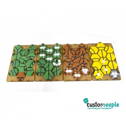 18Xx Compatible Tray For Tiles