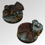 Ancient Ruins 40 mm round bases set3 (2)