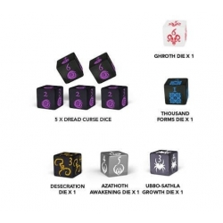 Cthulhu Wars: Abilities Dice Pack
