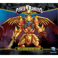 Power Rangers: Heroes of the Grid: Mega Goldar Deluxe Figure