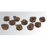Ruins 25 mm round bases (5)