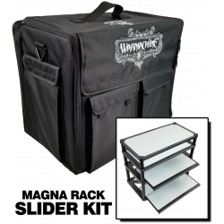 Privateer Press Warmachine Bag with Magna Rack Slider Load Out