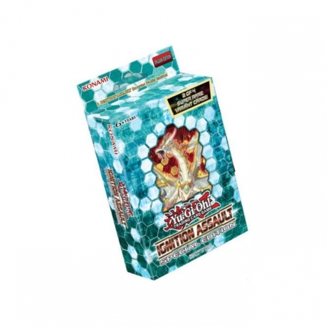 YGO TCG Ignition Assault Special Edition