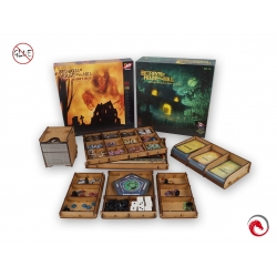 e-Raptor Insert Betrayal House + Expansions