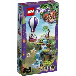 Tiger Hot Air Balloon Jungle Rescue LEGO® Friends 41423