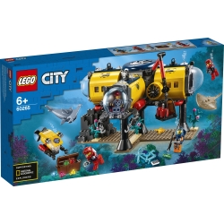 Ocean Exploration Base LEGO® City 60265