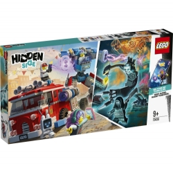 Phantom Fire Truck 3000 LEGO® Hidden Side™ 70436