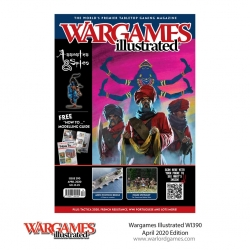 Wargames Illustrated WI391 July Edition