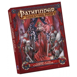 Pathfinder RPG: Curse of the Crimson Throne Pocket Edition