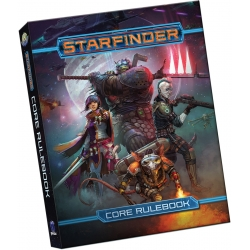 Starfinder Core Rulebook Pocket Edition