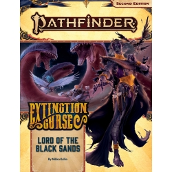 Pathfinder Adventure Path: Lord of the Black Sands (Extinction Curse 5 of 6)