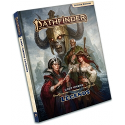 Pathfinder Lost Omens: Legends