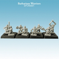 Barbarians - Warriors