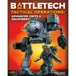 Battletech Tactical Operations: Advanced Units & Equipment