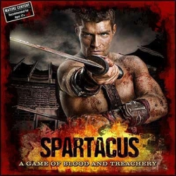 Spartacus Board Game (2020)