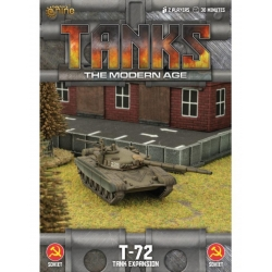 Soviet T-70 Tank Expansion