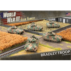 M2 or M3 Bradley Troop