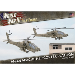 AH-64 Apache Helicopter Platoon