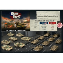 WWIII The Complete Starter Set