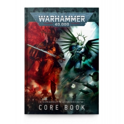Warhammer 40,000: Core Book - English