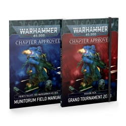 Warhammer 40,000: Chapter Approved 2020 Mission Pack & Field Manual