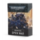 Warhammer 40,000: Mission Card Pack: Open War - English