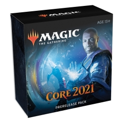 MTG: Core Set 2021 Prerelease Pack Single