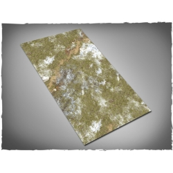 44in x 30in, Northland Theme Cloth Games Mat