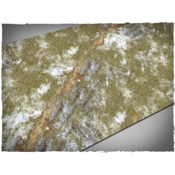 44in x 90in, Northland Theme Cloth Games Mat