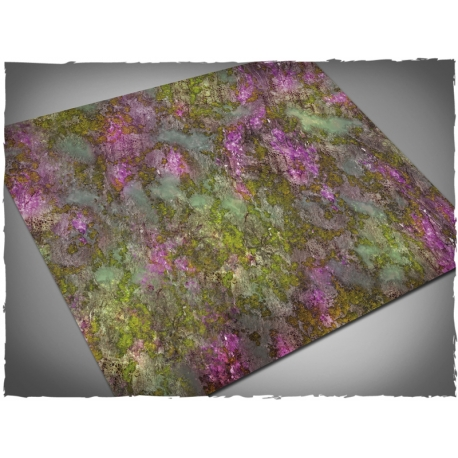 44in x 60in, Xenos Jungle Theme Cloth Games Mat
